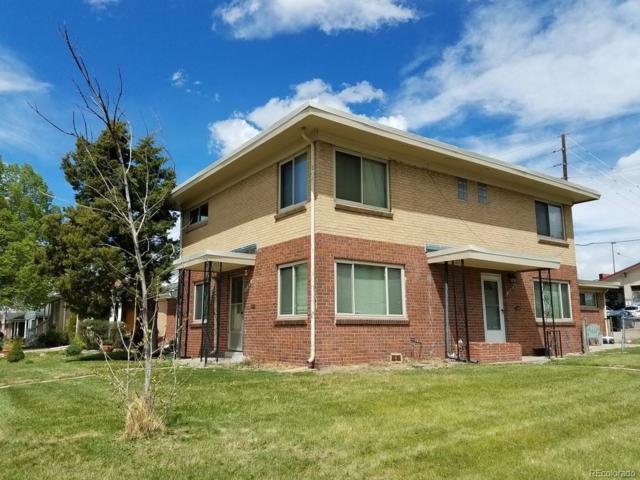 1284 S Harrison Street, Denver, CO 80210 (#2203058) :: The Galo Garrido Group