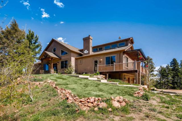 13500 Deer Ridge Way, Larkspur, CO 80118 (#2203432) :: Bicker Realty