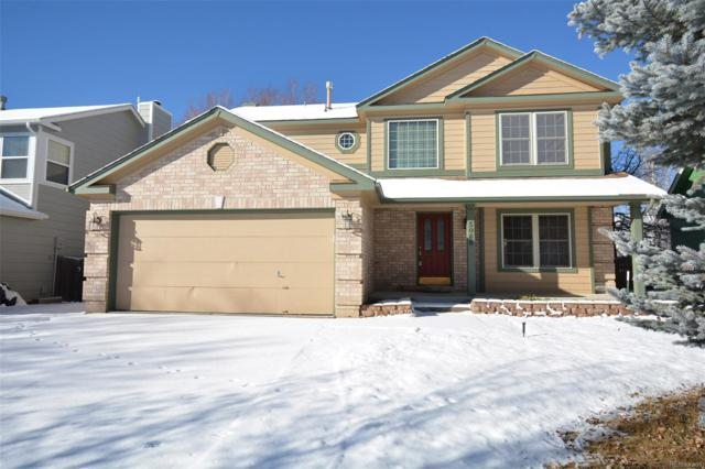 5066 Plumstead Drive, Colorado Springs, CO 80920 (#2203889) :: Sellstate Realty Pros