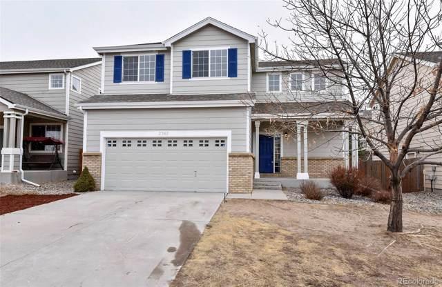 2367 Woodpark Drive, Colorado Springs, CO 80951 (MLS #2204039) :: 8z Real Estate