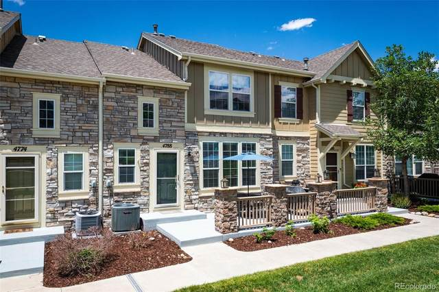 4788 Drowsy Water Road, Castle Rock, CO 80108 (#2204667) :: The DeGrood Team