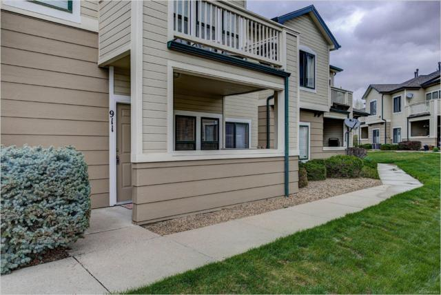8707 E Florida Avenue #911, Denver, CO 80247 (MLS #2204847) :: 8z Real Estate