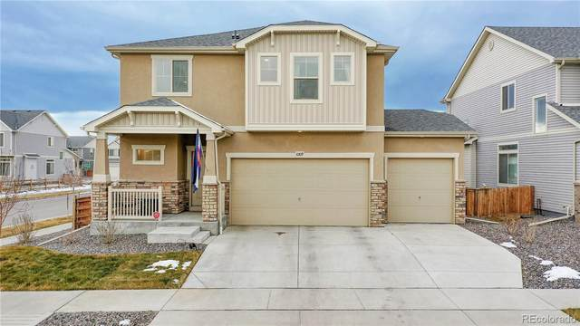 10109 Yampa Street, Commerce City, CO 80022 (#2205095) :: Stephanie Fryncko | Keller Williams Integrity