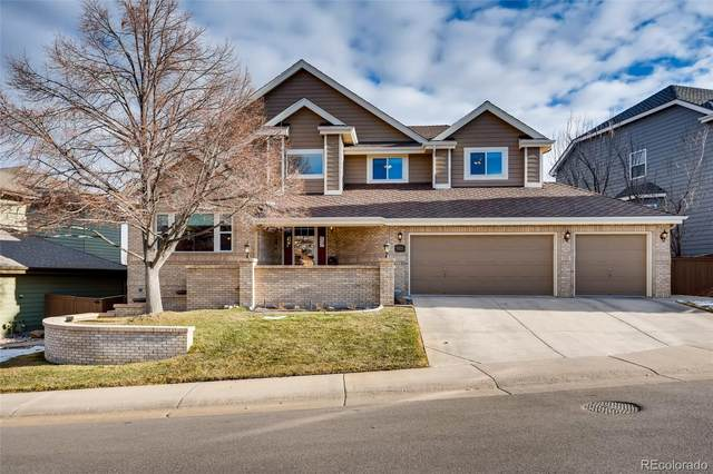 9802 Clairton Place, Highlands Ranch, CO 80126 (MLS #2205717) :: 8z Real Estate