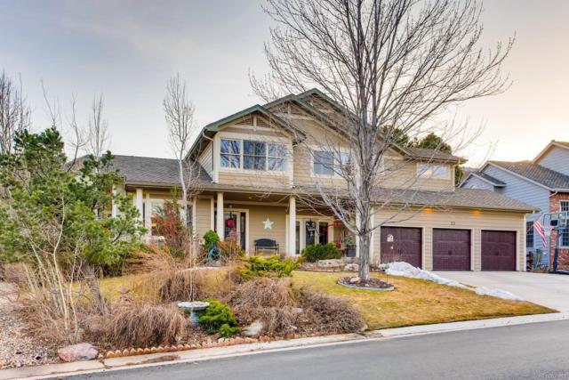 23 Sand Cherry, Littleton, CO 80127 (#2205833) :: Mile High Luxury Real Estate