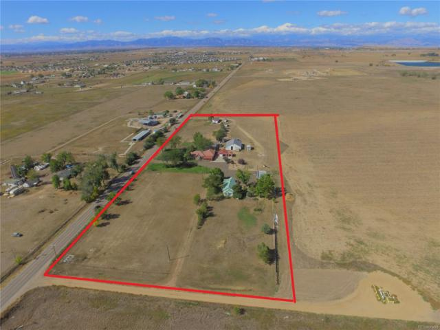 5895 County Road 2, Brighton, CO 80603 (#2206058) :: The Heyl Group at Keller Williams
