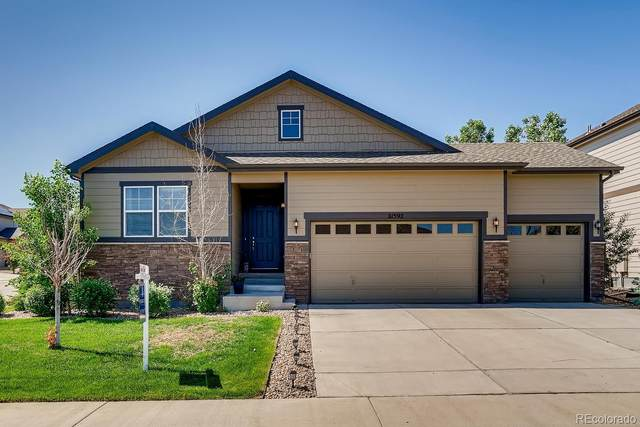 21592 E Union Drive, Aurora, CO 80015 (MLS #2206737) :: 8z Real Estate
