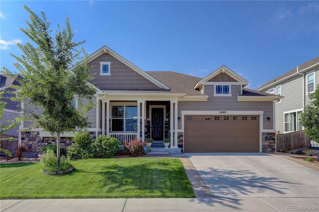 3498 E 142nd Drive, Thornton, CO 80602 (#2206860) :: The Heyl Group at Keller Williams