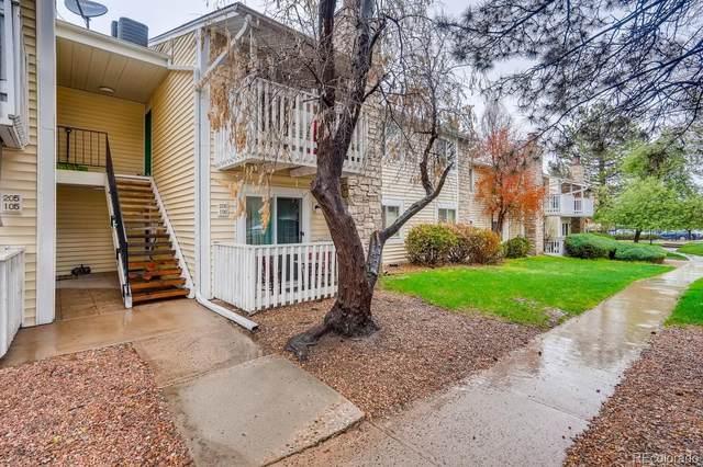 8555 Fairmount Drive E206, Denver, CO 80247 (#2206891) :: Stephanie Fryncko | Keller Williams Integrity