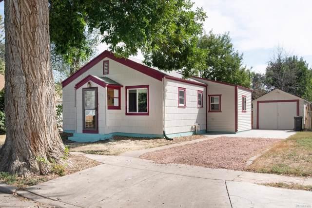 720 Roosevelt Avenue, Loveland, CO 80537 (MLS #2207761) :: Keller Williams Realty