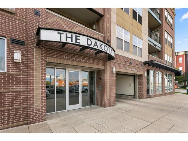 1441 Central Street #212, Denver, CO 80211 (MLS #2207949) :: 8z Real Estate