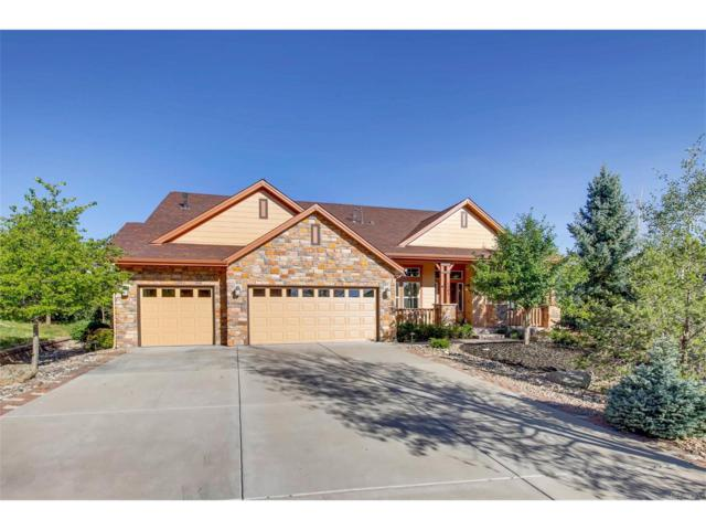 1505 Stonehill Court, Castle Rock, CO 80104 (MLS #2208363) :: 8z Real Estate