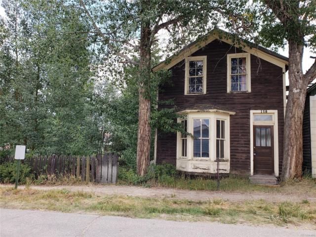 128 E 3rd Street, Leadville, CO 80461 (#2208454) :: The Peak Properties Group