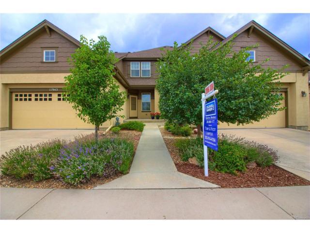 11935 W Ida Drive, Littleton, CO 80127 (MLS #2208496) :: 8z Real Estate