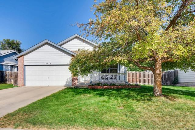 1750 Lincoln Street, Longmont, CO 80501 (#2208546) :: The Peak Properties Group