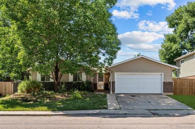 8692 W Arbor Avenue, Littleton, CO 80123 (#2208569) :: Berkshire Hathaway HomeServices Innovative Real Estate