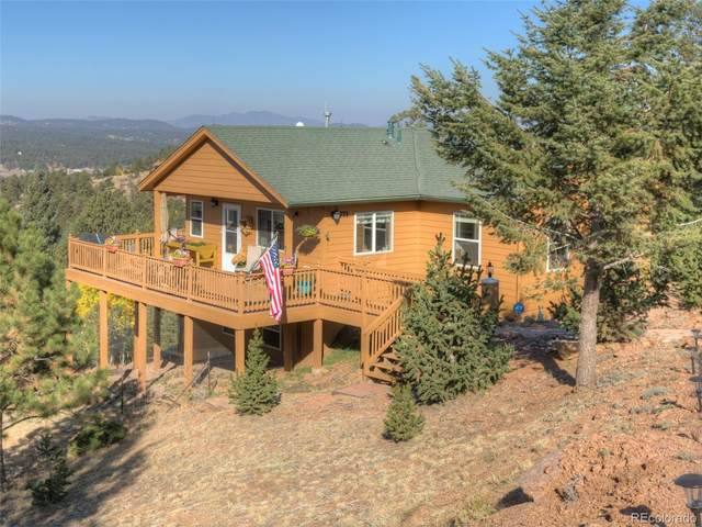 771 Southpark Road, Florissant, CO 80816 (#2208979) :: HomeSmart Realty Group