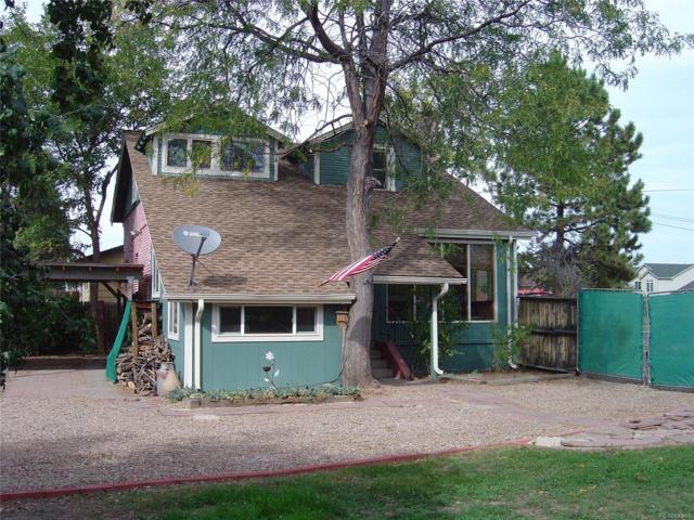 1325 S Reed Street, Lakewood, CO 80232 (MLS #2209004) :: 8z Real Estate