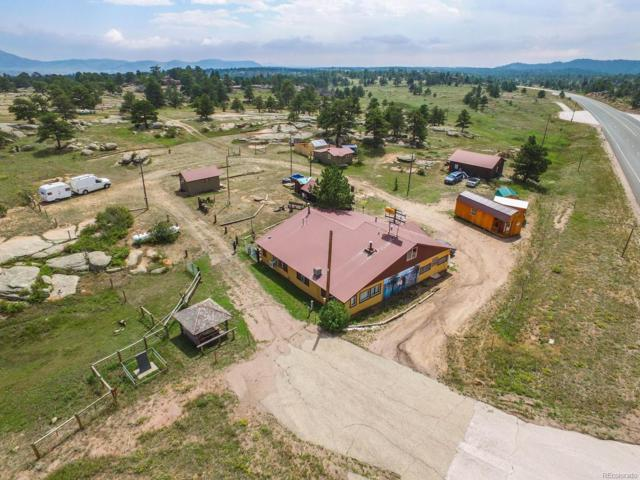 36292 N Highway 287, Livermore, CO 80536 (MLS #2209382) :: Kittle Real Estate