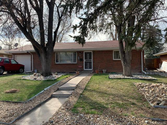 1975 S Perry Way, Denver, CO 80219 (#2209481) :: Bring Home Denver with Keller Williams Downtown Realty LLC