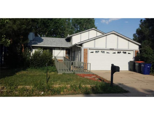16819 E Mansfield Circle, Aurora, CO 80013 (MLS #2209559) :: 8z Real Estate