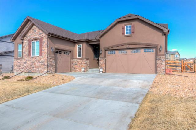 21941 E Layton Drive, Aurora, CO 80015 (#2209596) :: Hometrackr Denver