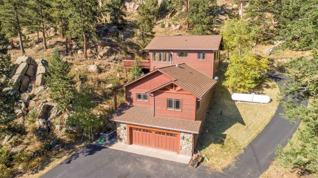 26129 Wild Flower Trail, Evergreen, CO 80439 (#2209693) :: The Peak Properties Group