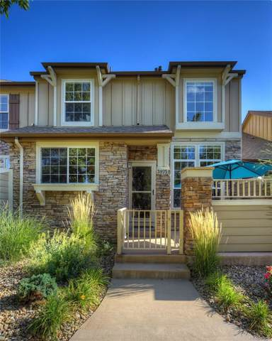 3975 W 104th Drive B, Westminster, CO 80031 (MLS #2209811) :: The Sam Biller Home Team