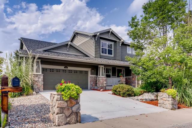 7143 S Flat Rock Court, Aurora, CO 80016 (MLS #2210807) :: 8z Real Estate