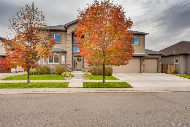 1150 S Balsam Street, Lakewood, CO 80232 (#2210834) :: The Dixon Group