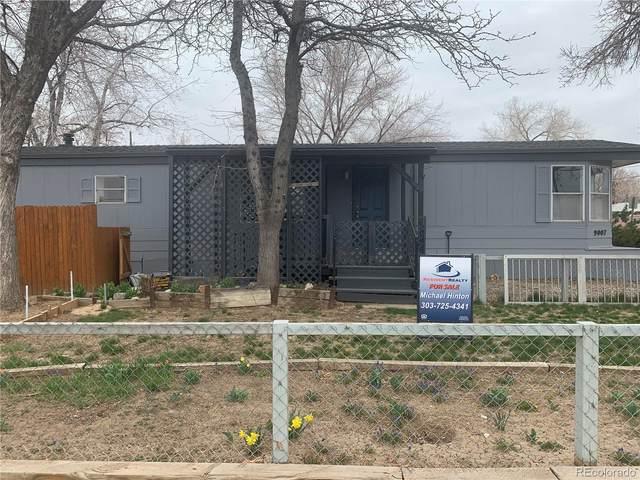 9007 Elm Court, Denver, CO 80260 (#2211102) :: The DeGrood Team