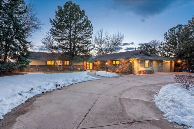 3725 S Willow Circle, Denver, CO 80237 (#2211191) :: The DeGrood Team