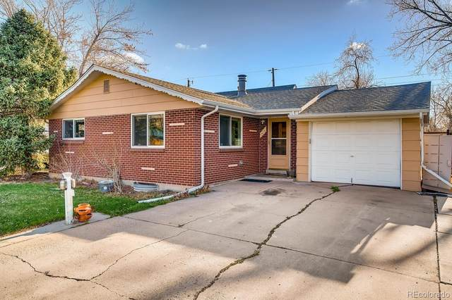 1512 S Cody Street, Lakewood, CO 80232 (MLS #2211331) :: Wheelhouse Realty