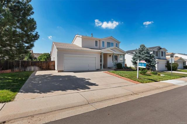 8161 Eagleview Drive, Littleton, CO 80125 (#2211436) :: The Peak Properties Group