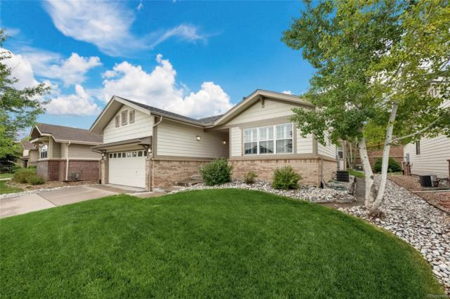 22662 E Long Drive, Aurora, CO 80016 (#2211632) :: Bring Home Denver with Keller Williams Downtown Realty LLC