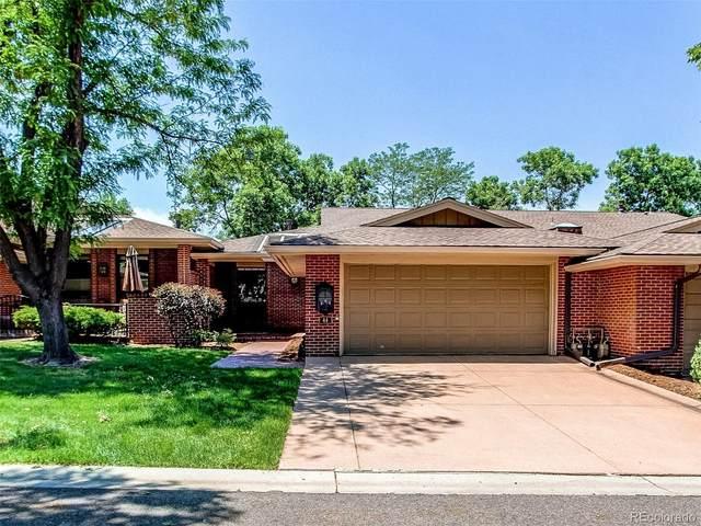 2800 S University Boulevard #44, Denver, CO 80210 (MLS #2211656) :: 8z Real Estate