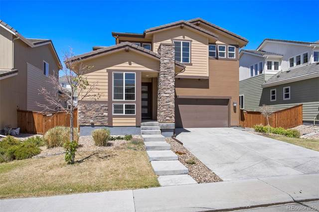 10863 Touchstone Loop, Parker, CO 80134 (#2211825) :: The DeGrood Team