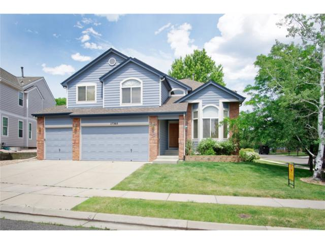 17305 W 62nd Lane, Arvada, CO 80403 (MLS #2211907) :: 8z Real Estate