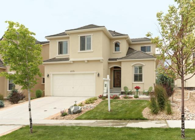 2579 S Kendrick Street, Lakewood, CO 80228 (#2212146) :: The Peak Properties Group