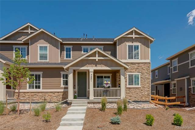 7251 S Millbrook Court, Aurora, CO 80016 (#2212181) :: The DeGrood Team