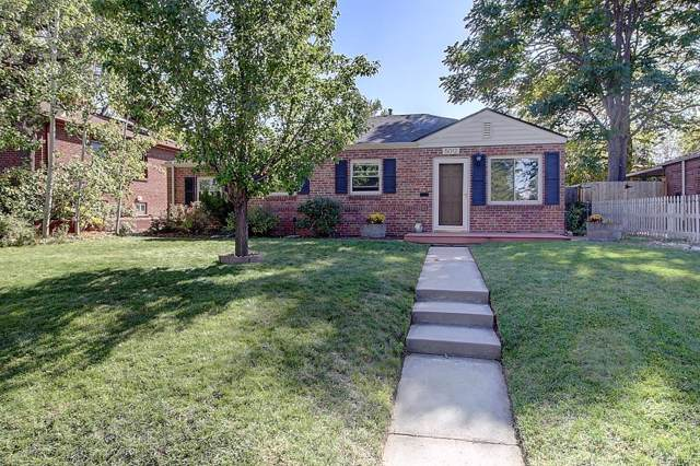 5012 W 35th Avenue, Denver, CO 80212 (#2212352) :: The Heyl Group at Keller Williams