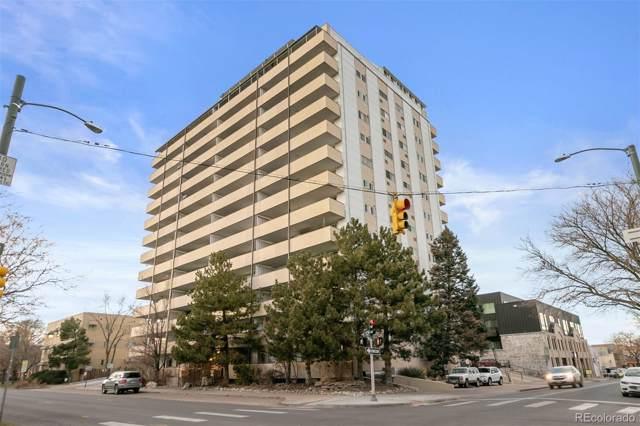 1029 E 8th Avenue #1106, Denver, CO 80218 (MLS #2212588) :: Kittle Real Estate