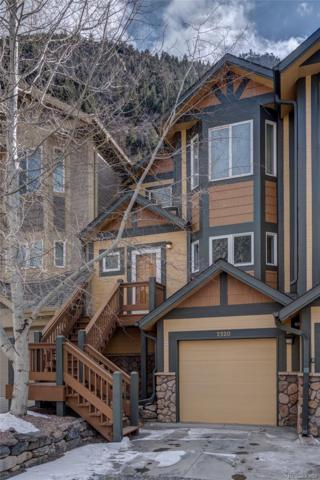 2520 Major Anderson Drive #2520, Georgetown, CO 80444 (#2212911) :: The HomeSmiths Team - Keller Williams