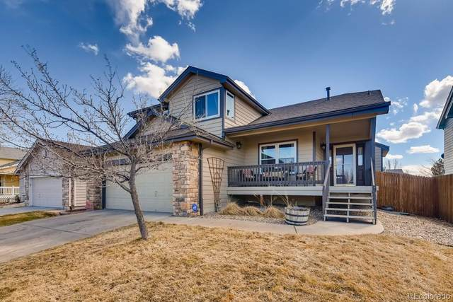 5228 E 118th Place, Thornton, CO 80233 (MLS #2213077) :: Wheelhouse Realty