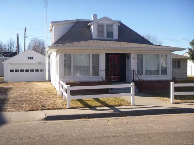 513 Navajo Avenue, Flagler, CO 80815 (#2213404) :: The DeGrood Team