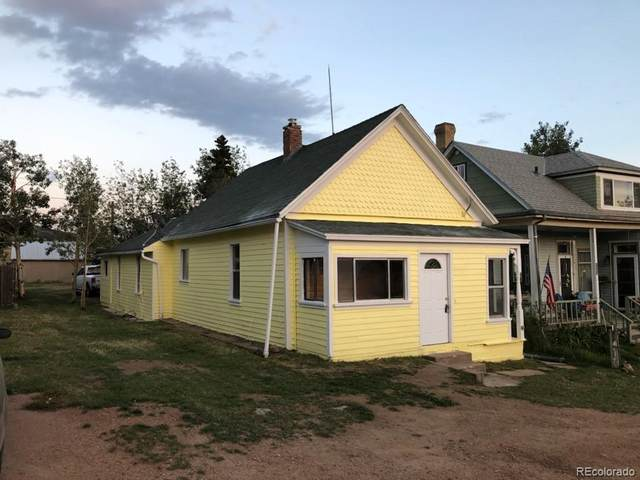224 S 2nd St, Victor, CO 80860 (#2213405) :: The HomeSmiths Team - Keller Williams