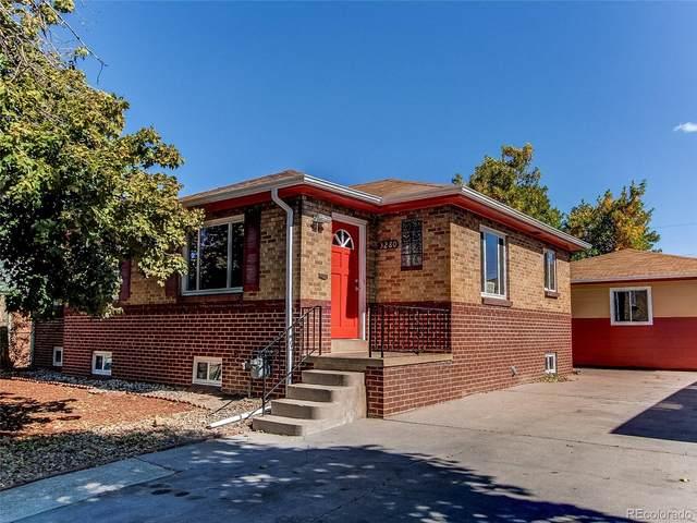 3280 Holly Street, Denver, CO 80207 (#2213680) :: Wisdom Real Estate