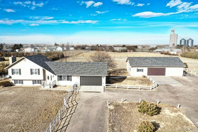 623 E Bate Avenue, Byers, CO 80103 (#2214740) :: James Crocker Team