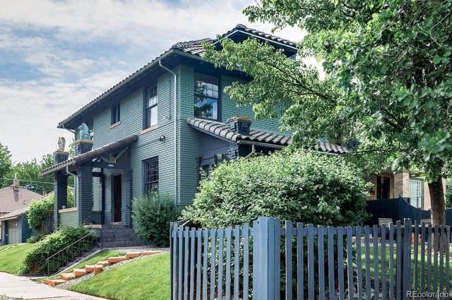 1180 Saint Paul Street, Denver, CO 80206 (MLS #2214986) :: Find Colorado