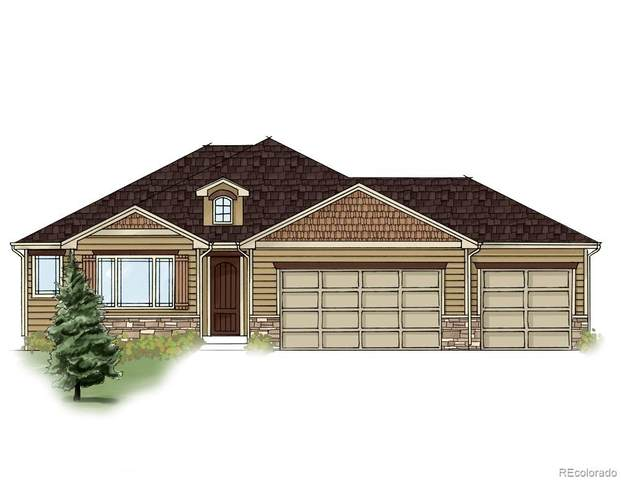 5062 Prairie Lark Lane, Severance, CO 80615 (#2215353) :: James Crocker Team